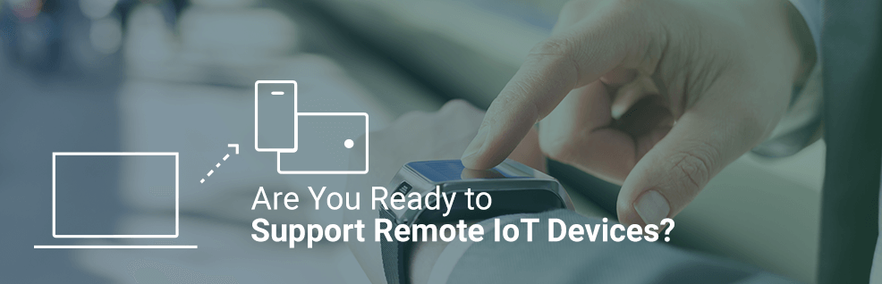IoT Remote Support